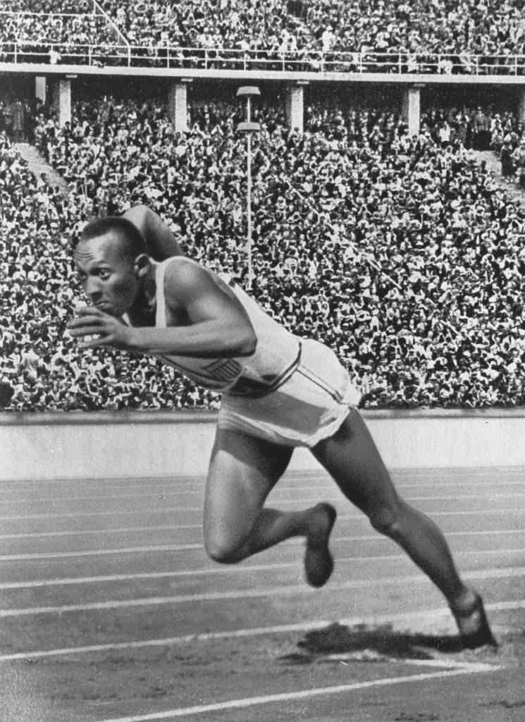 sprinter, athletes, jesse owens